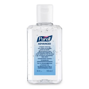 Purell Advanced żel do dezynfekcji rąk 100ml