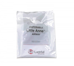 Drogi oddechowe do manekina Laerdal Little Anne QCPR