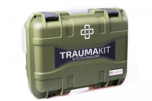 TRAUMA KIT Apteczka Modułowa (ZATTOR) - CARRY CASE 6 Green