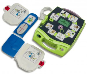 Defibrylator Zoll AED PLUS /CPR-D Padz