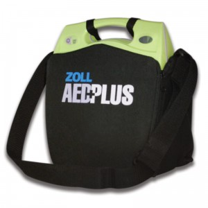 Defibrylator Zoll AED PLUS /CPR Stat-Padz