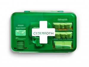 Apteczka Cederroth Wound Care Dispenser
