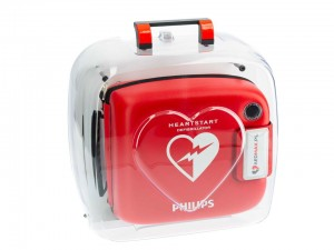 Gablota AED Quick do FRx/ HS1